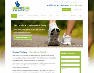 Bundaberg Web Design, Website Results Guarantee - Green