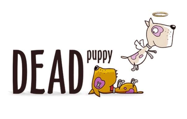 Dead Puppy Logo