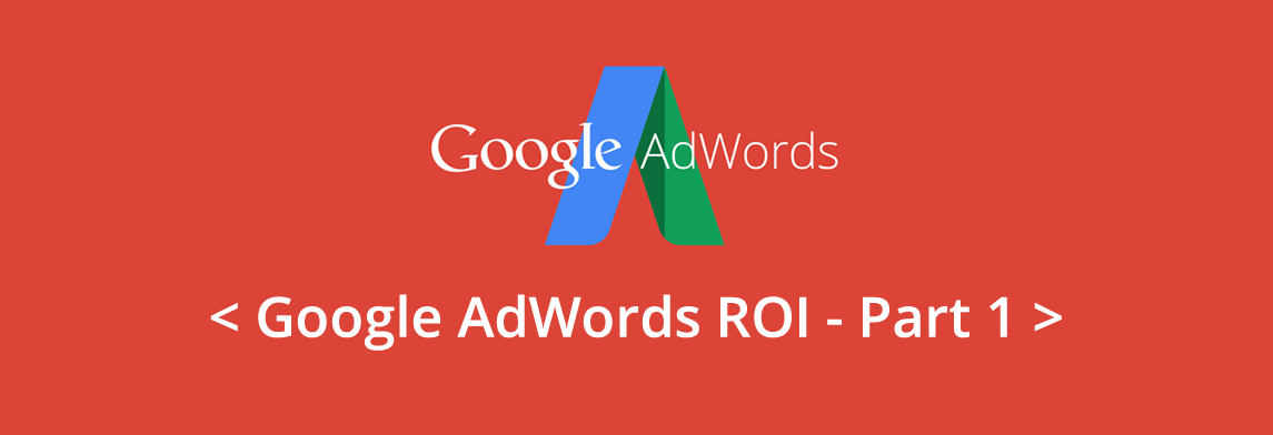 Google Adwords - part 1