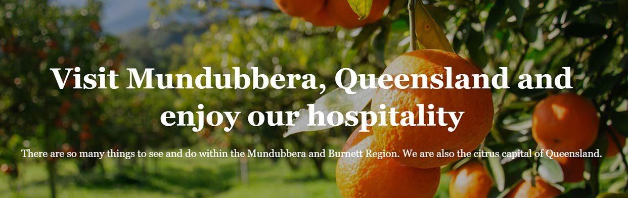 Billabong Motor Inn – website design – rural Queensland – Motel Website