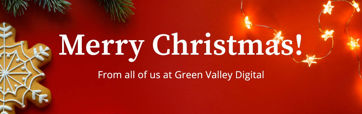 Our Year that was at Green Valley Digital – Round-up Blog Post