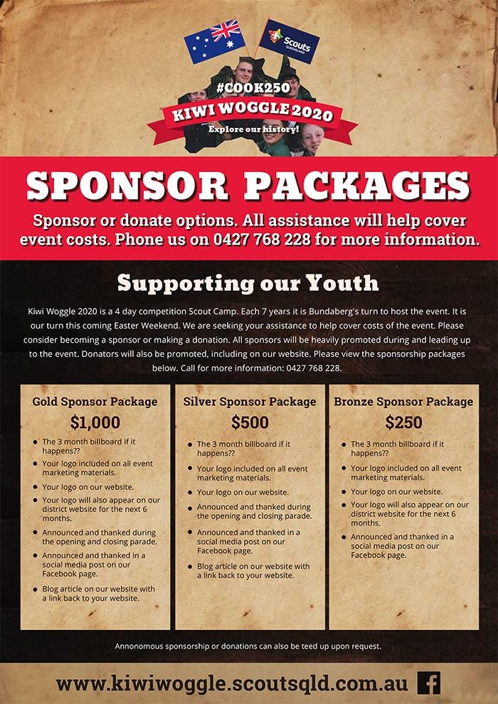 Sponsor Pack