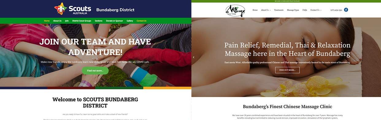 Two New Websites we have just Launched
