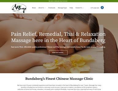 Shu Ying Massage - website - Bundaberg